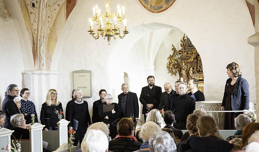 Odsherred Kammerkor i Bregninge Kirke