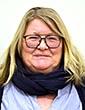 kirkeværge Kirsten Øriis Bjerrum